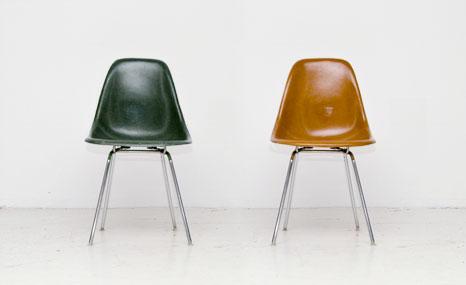 Als Schaukelstuhl, Mit Holzgestell, Eiffelturm , La Fonda , Catu0027s Cradle  Oder H Base. Wir Kaufen Und Verkaufen Eames Chairs Vom Musealen ...